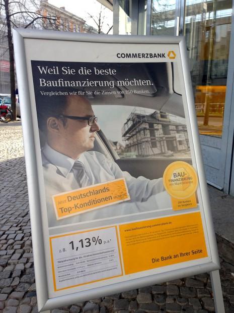 Commerzbank Baufinanzierungsberatung