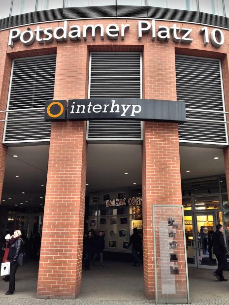 Interhyp Filiale Berlin Baufinanzierung