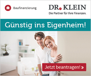 Dr. Klein Baufinanzierung Vergleich