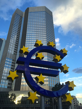 Baufinanzierung Zinsen EZB Europäische Zentralbank