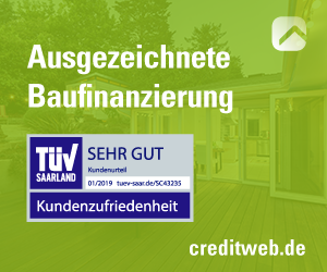 Sehr gute Kundenzufriedenheit-Creditweb